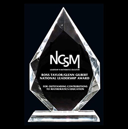 Ross Talylor / Glenn Gilbert Award