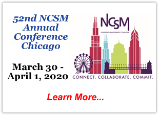 52nd NCSM Annual Conference