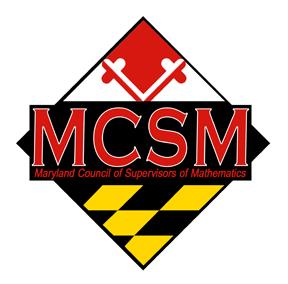 Maryland Council of Supervisors of Mathematics Logo
