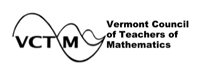 Vermont Council of Teachers of Mathematics Logo