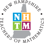 New Hampshire Teachers of Mathematics Logo