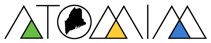 Association of Teachers of Mathematics in Maine Logo