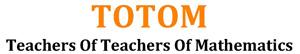 Teachers of Teachers of Mathematics Logo