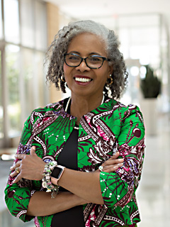Dr. Gloria Ladson-Billings