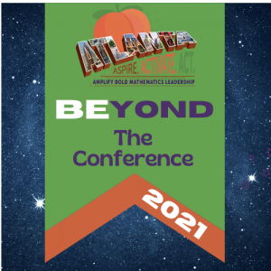 Beyond the conference logo